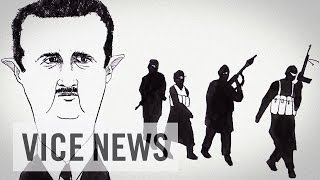 Talking Heads: Who's Supporting Assad?