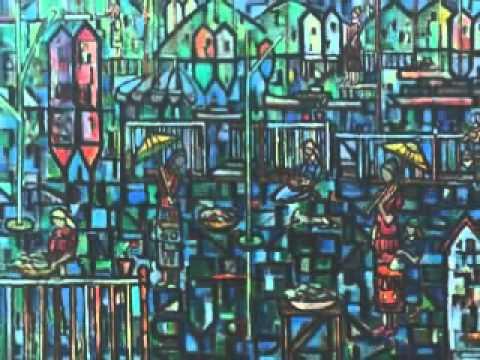 Los pintores cubanos: Dos siglos de pintura cubana