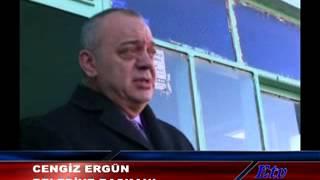 Cengiz Ergün Gördes'te Projelerini anlattı