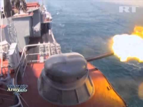 Flote Rusije i Kine u zajednickoj vezbi u Zutom moru - HQ
