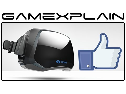 Is Facebook Buying Oculus Rift Bad? - Thoughts & Discussion + VR Impressions