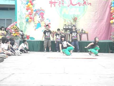 Hội xuân 2011 Ngô Sĩ Liên - 9a8 Giải nhất Nhảy Hiện Đại