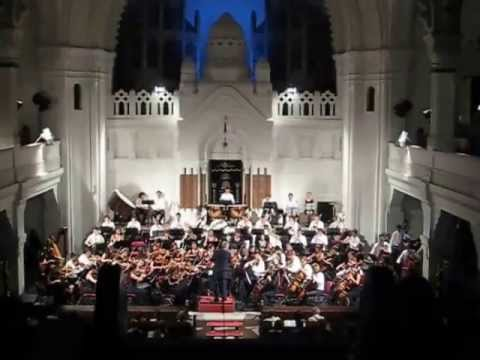 Wonderful youth orchestra,Sinagoga,N. Sad,2013-te,kompilacija