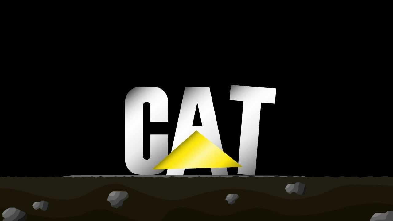 Images Of Caterpillar Logo Hd Wallpaper