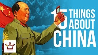 15 Things You Didn't Know About China