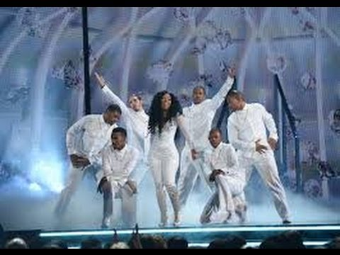 LIP SYNC??!! K. Michelle SOUL TRAIN AWARDS 2013 PERFORMANCE 'Can't Raise A Man'