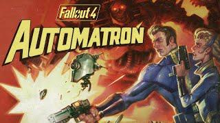 Fallout 4 - Automatron DLC Trailer