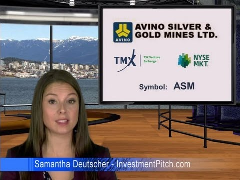 Avino Silver & Gold Mines (TSXV: ASM) (NYSE MKT: ASM) Reports Net Earnings of $1.45 million