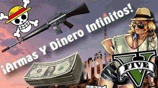 Ps3/Xbox Primer Truco Gta V Armas Infinitas Y Dinero En El