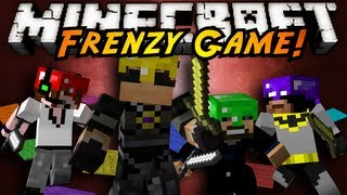 Minecraft Mini-Game : FRENZY!