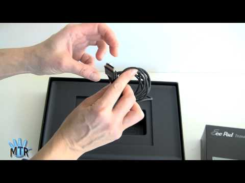 Asus Eee Pad Transformer Prime Unboxing and First Look Review