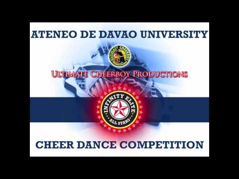 Infinity Elite All Stars 2011 Ateneo de Davao University Cheerdance Competition Showcase Cheer Music