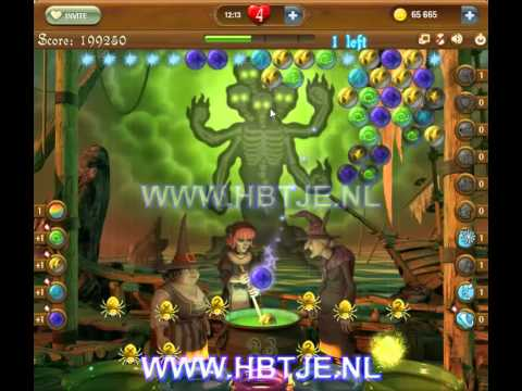 Bubble Witch Saga level 167