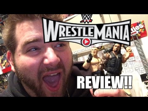 Grim's WWE WrestleMania 31 review!! FULL SHOW Match REACTION and Results!! NEW WWE CHAMPION