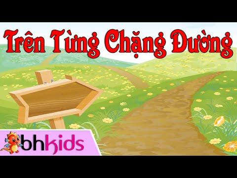 Ca Nhạc Thiếu Nhi - Trên Từng Chặng Đường [Official HD]