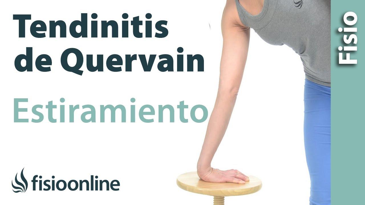 Articulos de Terapia Fsica y Rehabilitacin: TENDINITIS