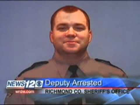 Police Brutality  Deputy Arrested for Beating a Man in Handcuffs