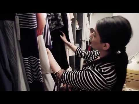 Ioanna Kourbela @ Fashion Room Service by Ozon Raw (official)