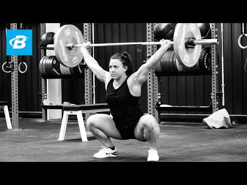 Australian CrossFit Champion Kara Saunders on ATP Science