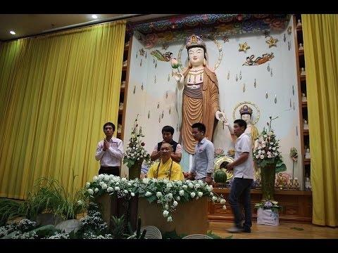 VU LAN THA HƯƠNG 2014 Tại Hàn Quốc  ĐĐ Thích Thiện Thuận