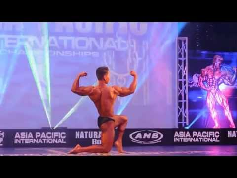 TAN CHOON KEAT - ANB Asia Pacific International 2014【BANTAM WEIGHT (U65KG)】~CHAMPION