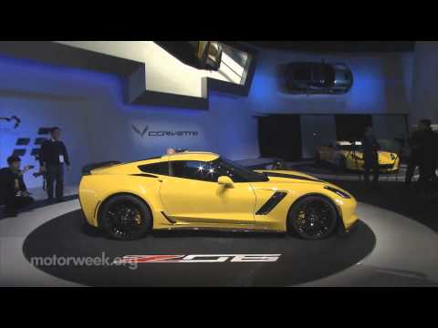 2014 North American International Auto Show (Part 1)