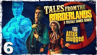 Tales From The Borderlands. #6: Скутер.