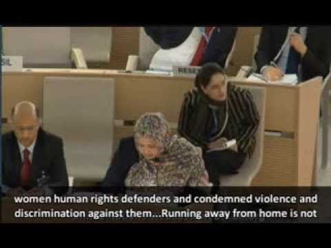 UN Human Rights Council UPR of Afghanistan