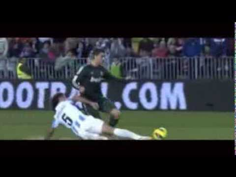 Martín Demichelis - Tackles & Interceptions compilation (2012-13)
