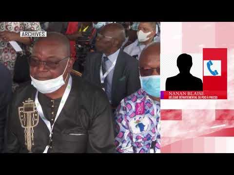 ?#LEGRANDSOIR⛔Côte d'Ivoire: Des tensions apparaissent au sein du PDCI d'Henri Konan Bédié..