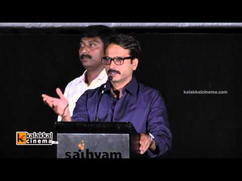 S.P.B.Charan at Thirudan Police Audio Launch