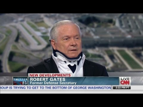Full Interview Pt. 2: Bob Gates sits down with Wolf