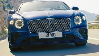 Bentley Continental GT (2018) Faster and More Agressive. YouCar Car Reviews.