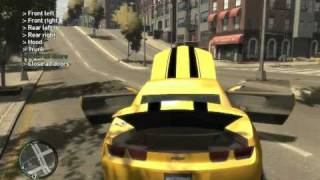 Grand Theft Auto IV Chevrolet Camaro