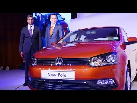 2014 Volkswagen Polo Facelift Launched In India