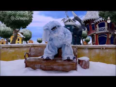 Lazy Town - Snehová príšera