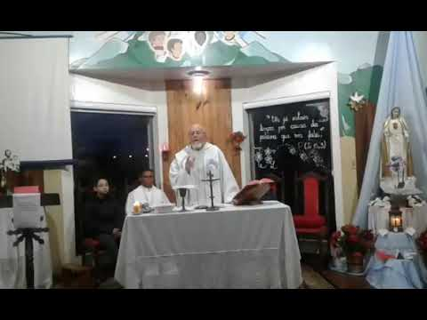 Santa Missa | 25.05.2020 | Segunda-feira | Padre José Sometti | ANSPAZ