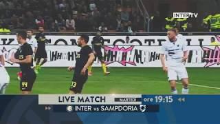 Follow Live Match Pre Inter v Sampdoria