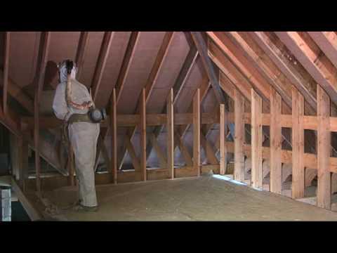 Isolation toiture r 6