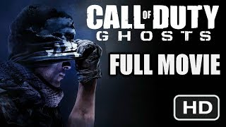 CALL OF DUTY: GHOSTS FULL MOVIE [HD] (Complete Gameplay