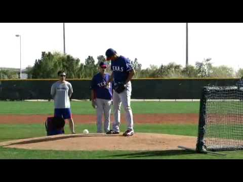 Texas Rangers Training Camp