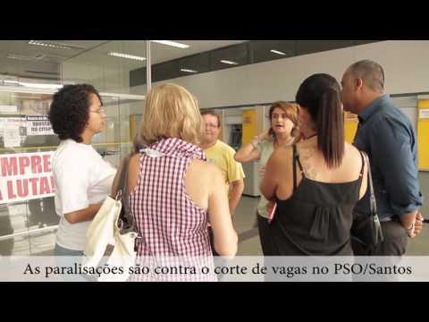 Mais 5 agências do BB paralisadas em Santos nesta segunda-feira,15