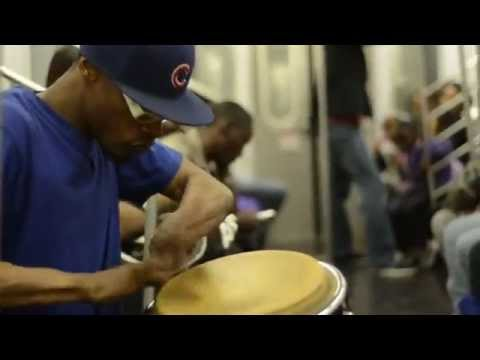 The Last Drummers on the 2 Train.