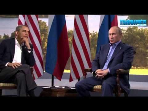 Nga và Mỹ bất đồng về tình hình syria- video online
