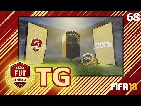 200K PROFIT AGAIN?! - FUT CHAMPS TO GLORY #68! - FIFA 18 ULTIMATE TEAM!