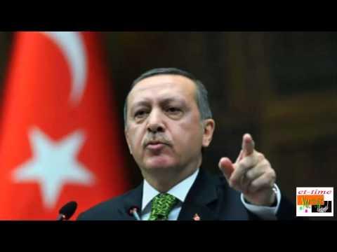 Turke's PM Calls On Israel To Immediately Halt Gaza Attacks