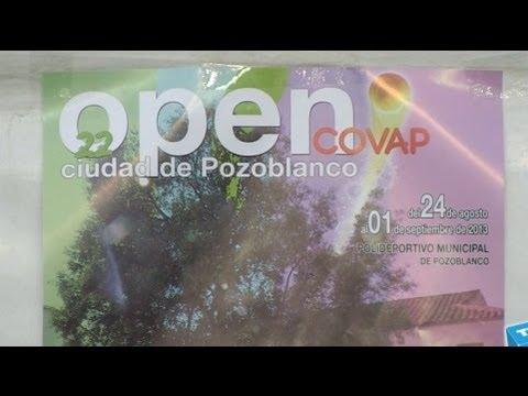Open ciudad de Pozoblanco COVAP - Presentación