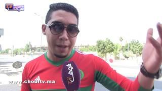 بالفيديو:تعزيزات أمنية مُكثفة بمركب محمد الخامس قبل مباراة الغابــون و المغاربة فرحانين برجال الحموشي  