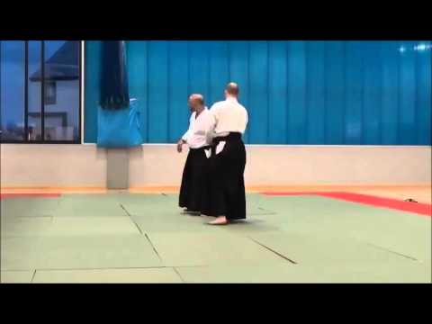 Aikido Self Defense against Sword Attack