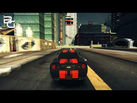 Beautiful Games | Видеопревью | Ridge Racer Unbounded